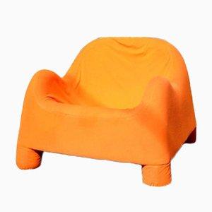 Rubber Chair von De Pas D'Urbino & Lomazzi für Vittorio Bonacina, 1970er