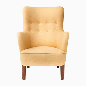 Vintage Model 1748 Armchair by Peter Hvidt for Fritz Hansen