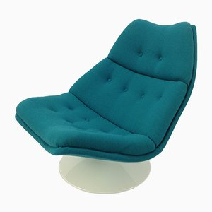 Vintage Model F511 Lounge Chair by Geoffrey Harcourt for Artifort, 1960s
