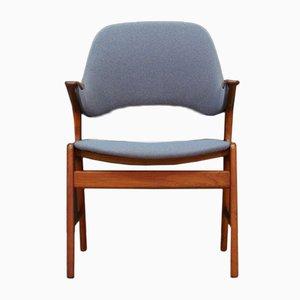 Vintage Armlehnstuhl aus Teak