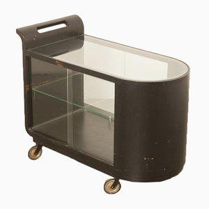 Art Deco Bauhaus Salon Cart, 1930s