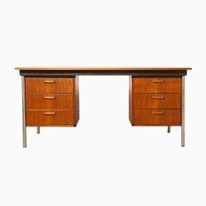Bureau Vintage en Teck par Cees Braakman pour Pastoe