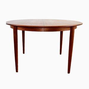 Skandinavischer Tisch aus Teak von Kai Kristiansen für Skovmand & Andersen, 1960er