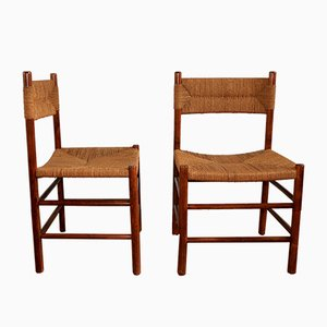 Rope Chairs, 1960s, Set of 4