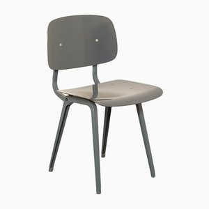 Vintage Revolt Chair by Friso Kramer for Ahrend De Cirkel