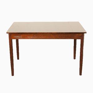 Table de Salle à Manger à Abattant Vintage