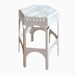 Rio Carioca Side Table by Yoan Claveau De Lima for LES CHOSES EDITION