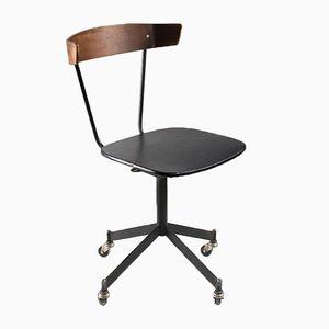 Chaise de Bureau Pivotante par Clifford Pascoe, 1960s