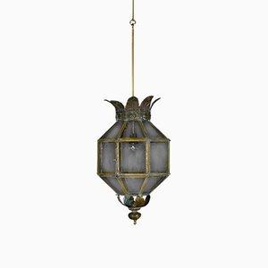 Lanterne Vintage en Laiton, Italie