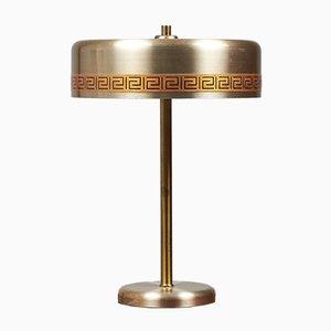 Dänische Mid-Century Tischlampen von Vitrika, 2er Set