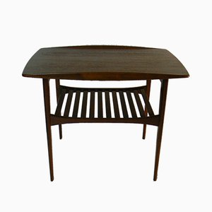 Tavolino in teak di Tove & Edvard Kindt-Larsen per France & Søn, 1956