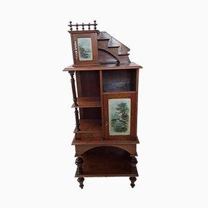 Mobiletto Art Nouveau antico