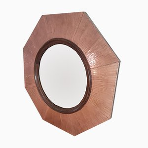 Copper Hexagonal Mirror, 1963
