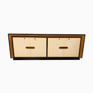 Large Art Deco Sideboard, 1940s
