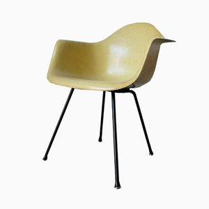 Butaca DAX de Charles & Ray Eames para Zenith Plastics, años 50