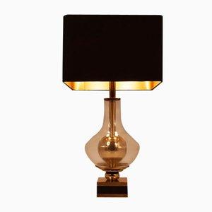 Lámpara de mesa de Lumica, años 70