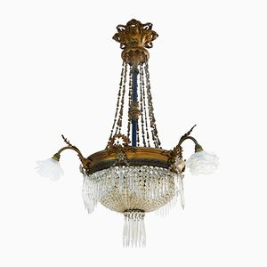French Chandelier, 1880s