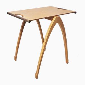 Tavolini Gacela di Oscar Tusquets Blanca per Driade, anni '80, set di 2