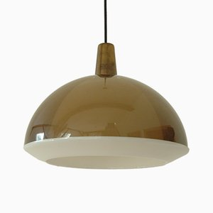 Vintage Kuplat Deckenlampe von Yki Nummi für Orno