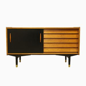 Swedish Teak Sideboard By Nils Jonsson For Hugo Troeds, 1955