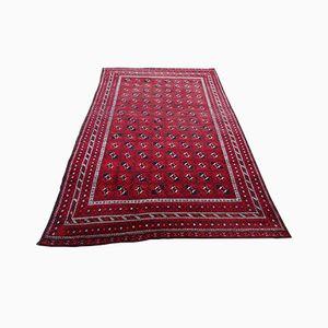 Orientalischer Vintage Teppich in geometrischem Design, 1980er