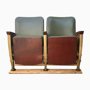 Vintage Cinema Theatre Seats