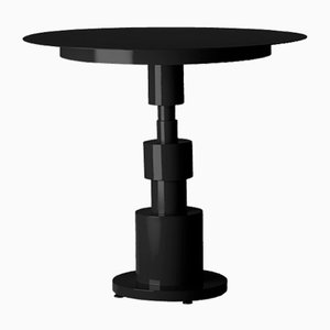 Black Periplo Table by Sara Mondaini for Officine Tamborrino