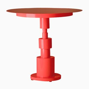 Periplo Raspberry Table by Sara Mondaini for Officine Tamborrino
