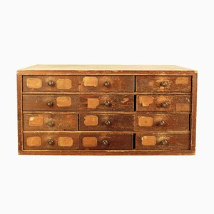 Small Vintage Filing Drawers