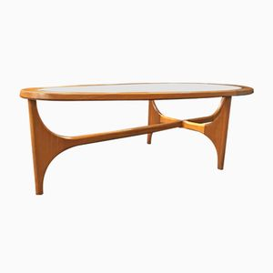 Teardrop Coffee Table from Stonehill, 1960s