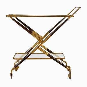 Bar Cart by Cesare Lacca, 1950s