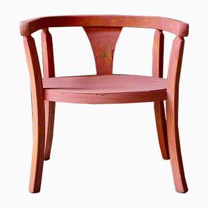 Chaise d'Enfant Vintage de Baumann