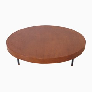 Table en Teck par Jan Van Bommel, 1950s