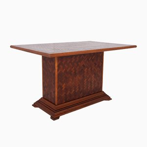 Table Parquetry, France 1960s