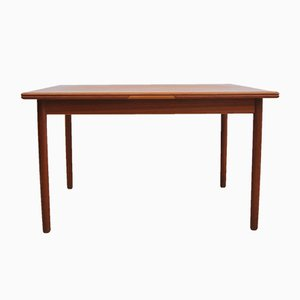 Mid-Century Teak Dining Table from Sigurd Hansen