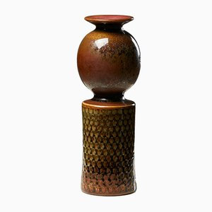 Vase by Stig Lindberg for Gustavsberg, 1960s