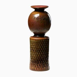 Vase von Stig Lindberg für Gustavsberg, 1960er