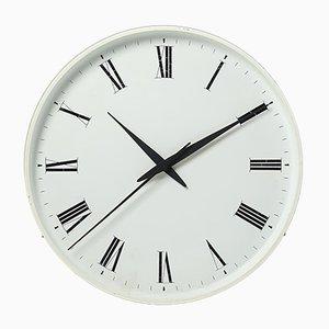 Reloj de pared de Henning Koppel para Louis Poulsen, años 50