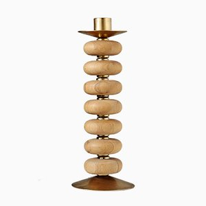 Candleholder by Erik Höglund for Boda, 1960s
