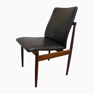 Mid-Century Stuhl aus Palisander von Fristho
