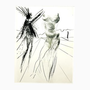 Sator dal Faust di Salvador Dalí, 1969