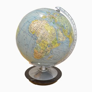 Small Globe from Columbus Verlag, 1950s