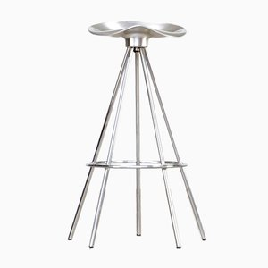 Jamaica Aluminium Stool by Pepe Cortes for Amat 3, 1990s