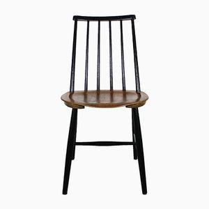 Schwedischer Mid-Century Stuhl von Jan Hallberg für AB Tallåsen, 1950er