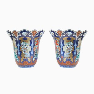 19th Century Japanese Vases, Set of 2