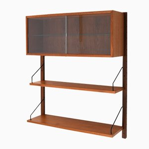 Small Mid-Century Royal System in Teak by Poul Cadovius for Cado