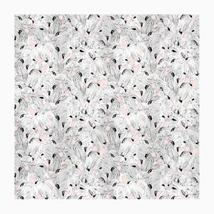 Carta da parati Flamingo di 17 Patterns