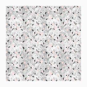 Flamingo Tapete von 17 Patterns