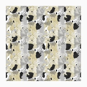Love Leopard Wall Covering by 17 Patterns