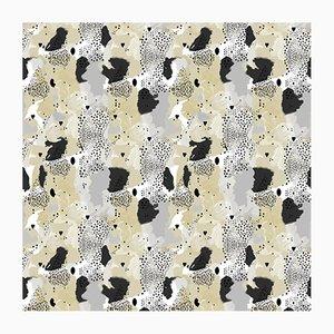 Papier Peint Love Leopard par 17 Patterns